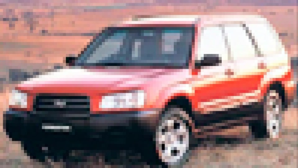 Used diesel compact 4WD on budget
