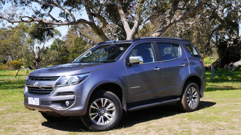 2017 Holden Trailblazer LTZ REVIEW | Colorado 7 Kicked-Out… But Holden's Newcomer Blazes New Trails