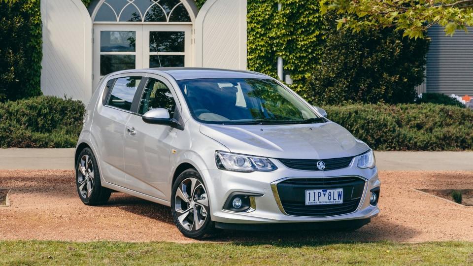 Holden's Barina represents affordable motoring.