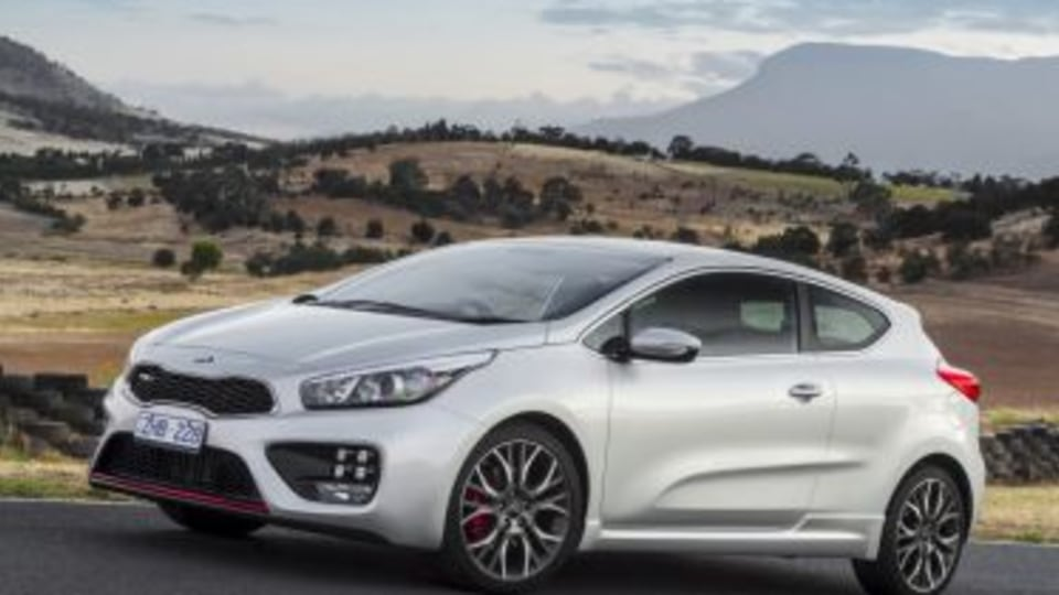Kia Pro_Cee'd GT new car review