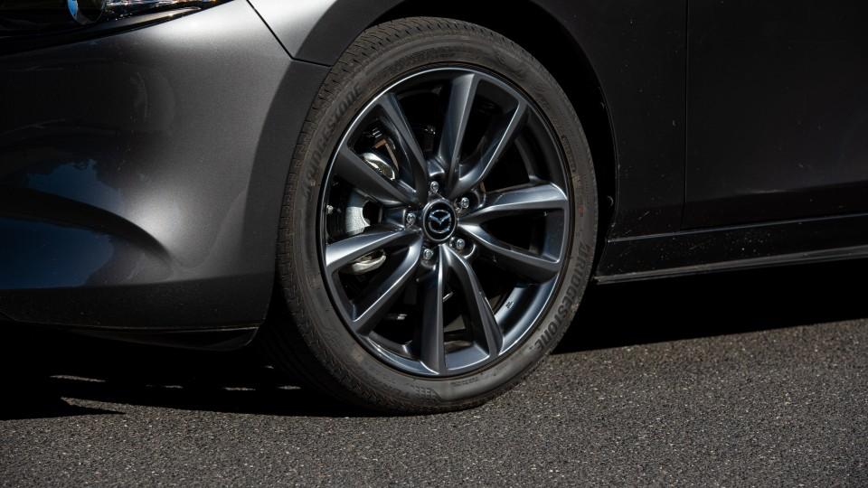 2019 Mazda 3 G20 Evolve hatch-1