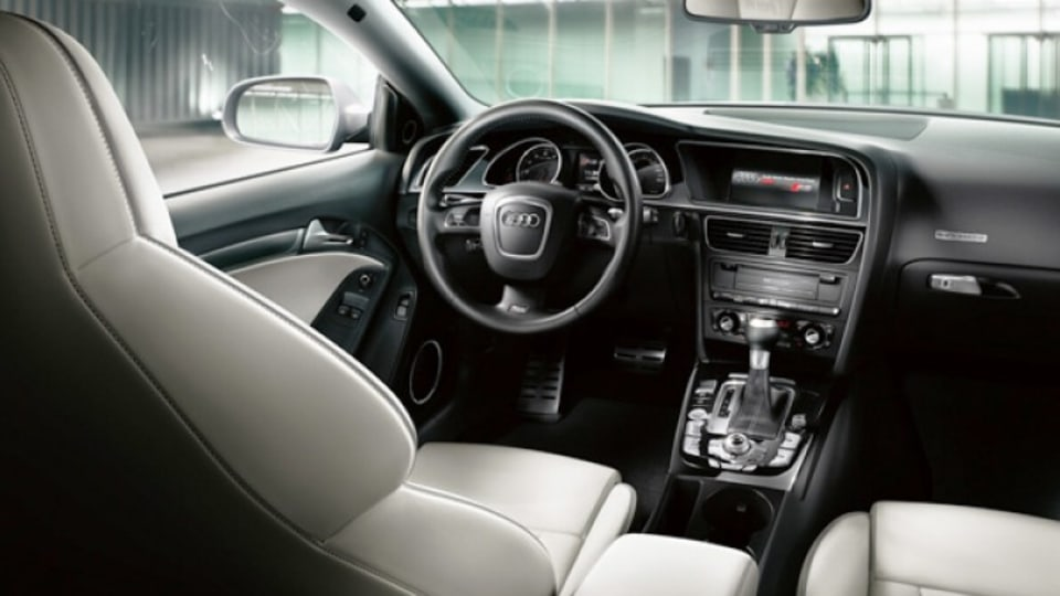 Leaked pictures of the Audi RS5