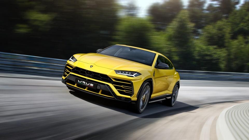 Hardcore Lamborghini Urus on the way