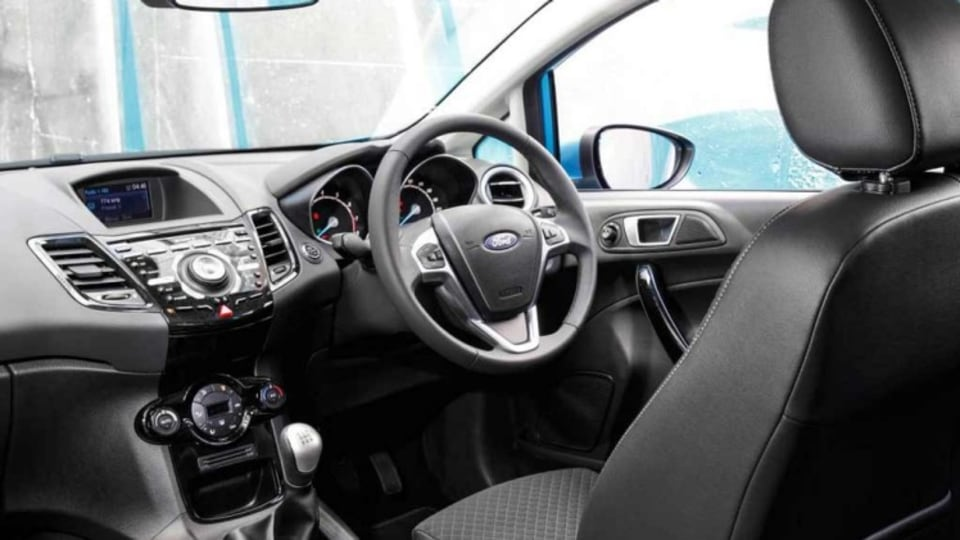 Ford Fiesta Sport.