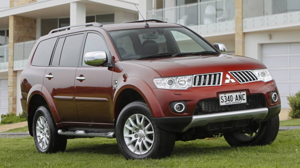 2012 Mitsubishi Challenger 4WD XLS Review