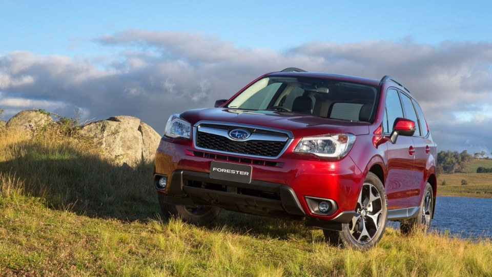 The addition of an auto option for Subaru's diesel Forester has led to an improved product.