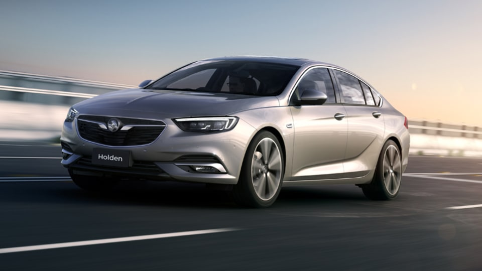 Next-Generation Holden Commodore - Torque Vectoring All-Wheel-Drive System Detailed