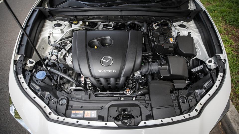 2020 Mazda CX-30 G20 Pure review-1