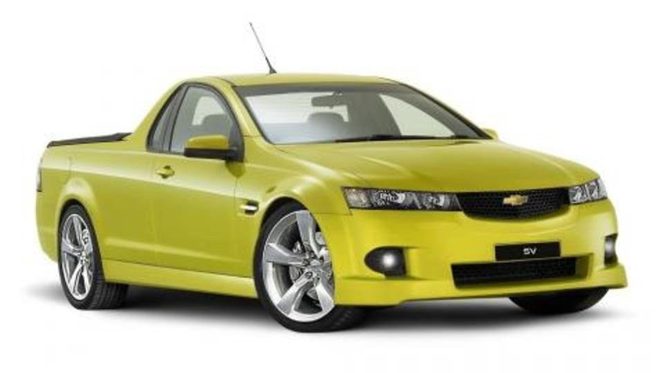 Holden VE Ute - the next Chevy El Camino?