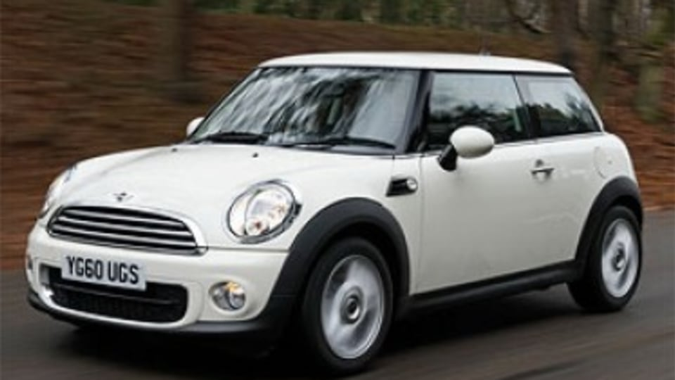 It's official: Minis are hairdressers' cars