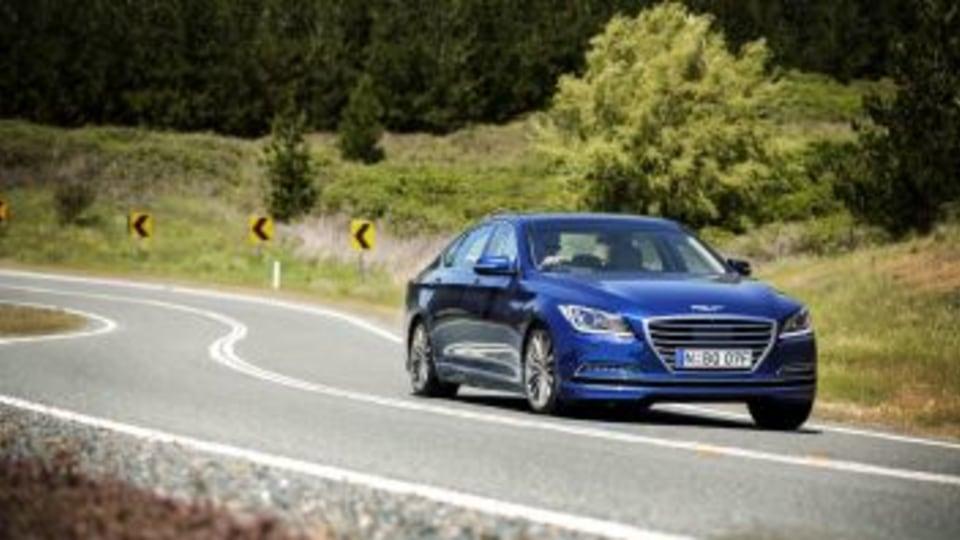 Hyundai Australia spent over 12 months fine tuning the Genesis to suit local roads