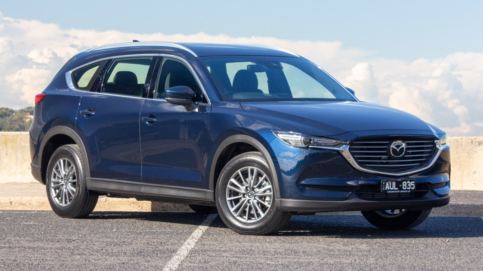 Mazda CX-8 Sport She Says, He Says Review