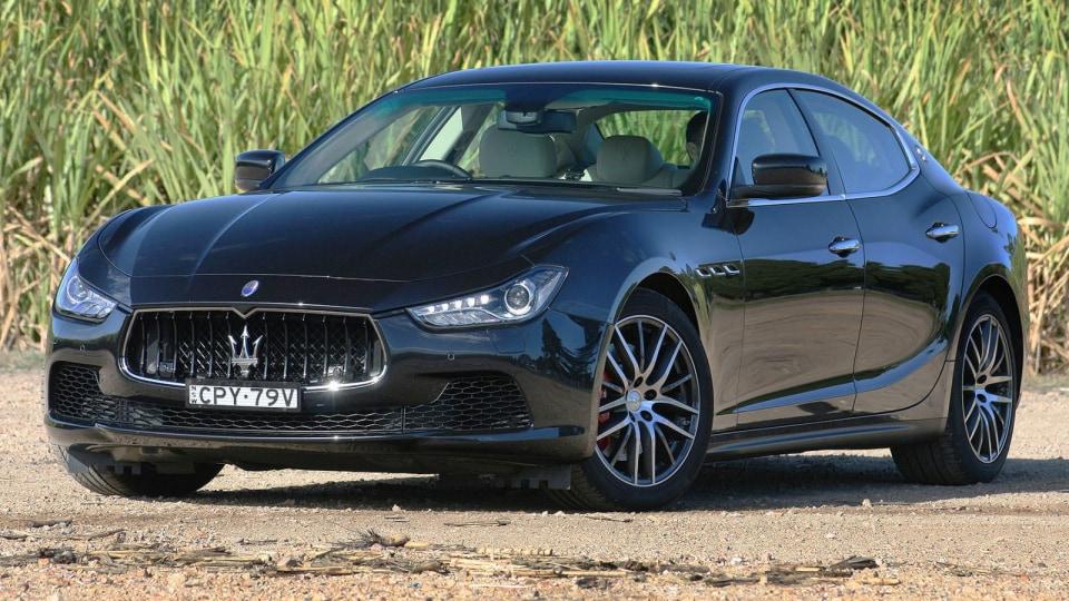 Maserati Ghibli S Review