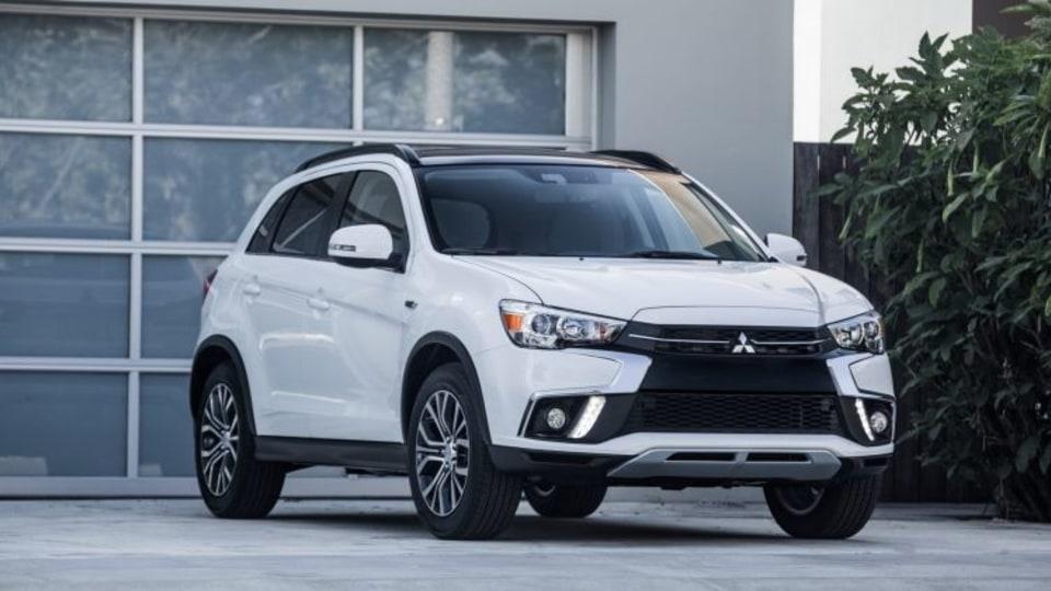 2018 Mitsubishi ASX.