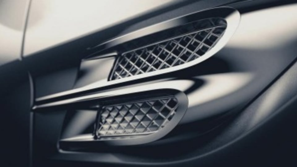 Bentley SUV to be named Bentayga