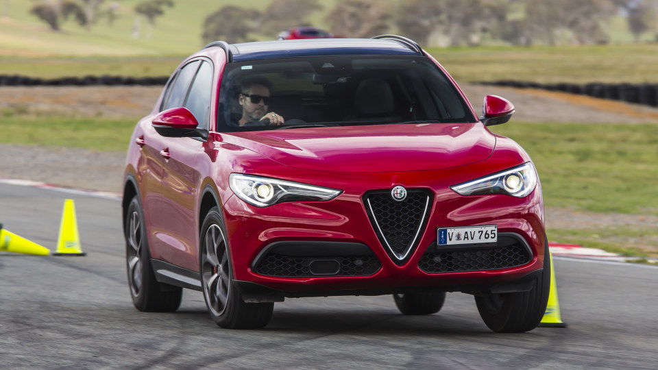 Report: Jeep platform for next Alfa SUV