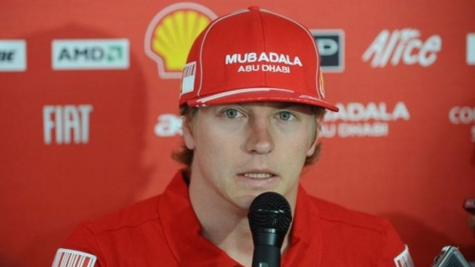F1: Raikkonen Considering F1 Exit