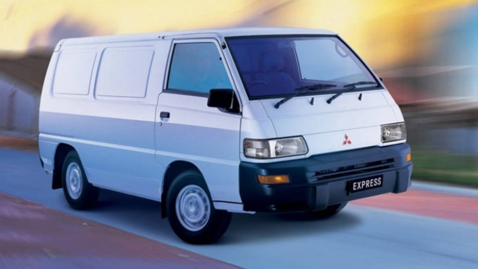 The Mitsubishi Express will no longer be sold in Australia.