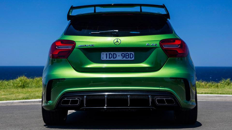 Mercedes-AMG confirms cheaper A35 hot hatch