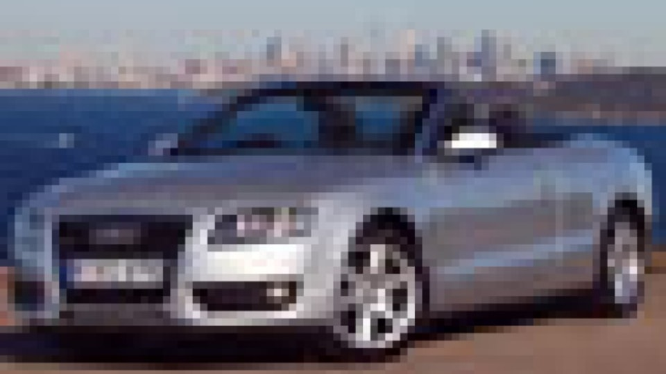 Audi A5 2.0 Cabriolet