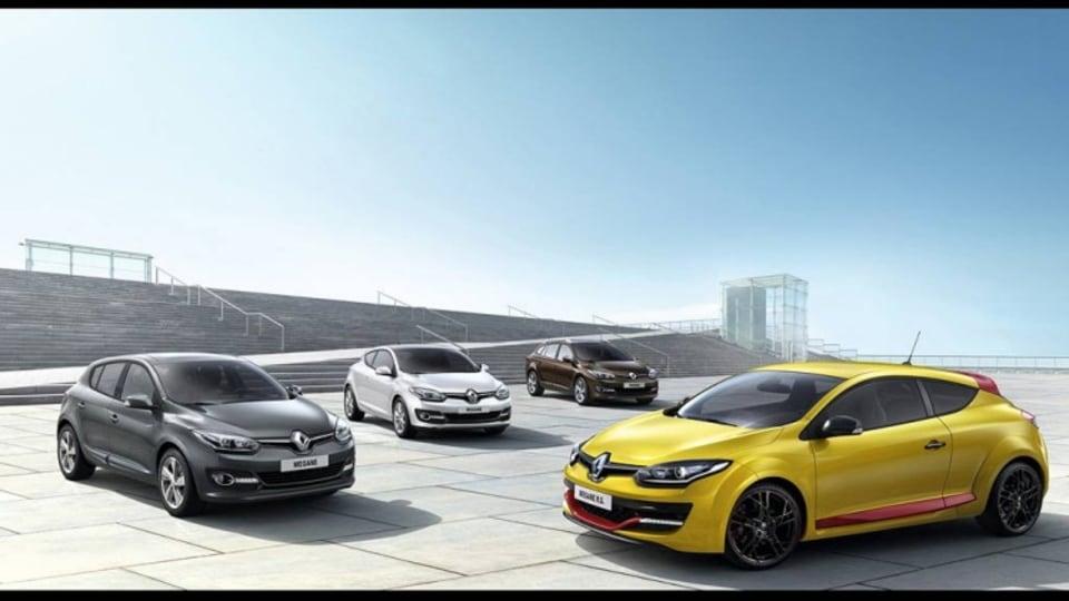 Renault facelift