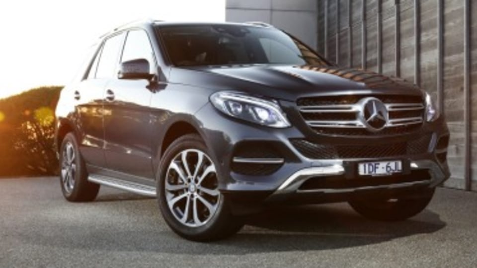 Mercedes-Benz GLE first drive review