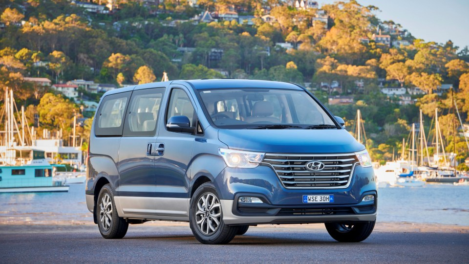 2018 Hyundai iMax Elite.