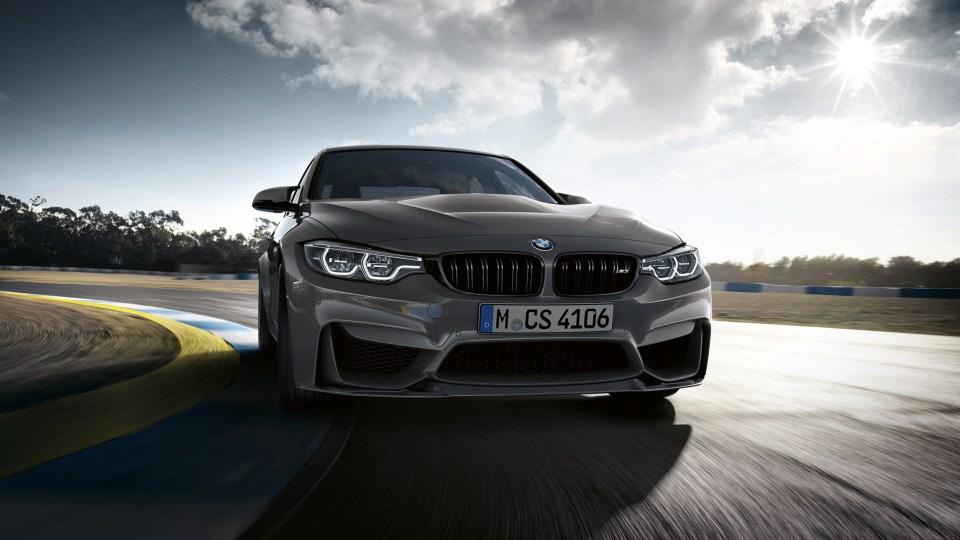 2018 BMW M3 CS price revealed