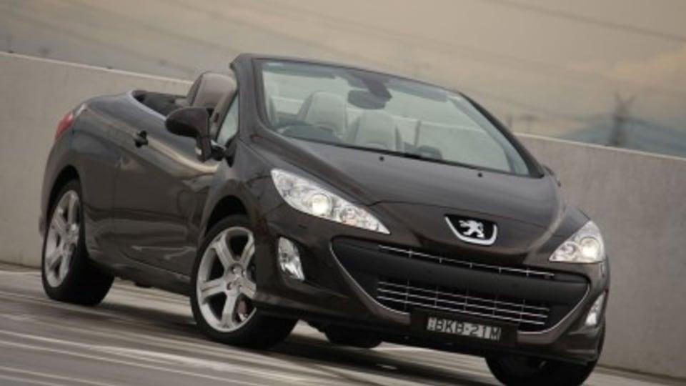 2009 Peugeot 308 CC S Road Test Review