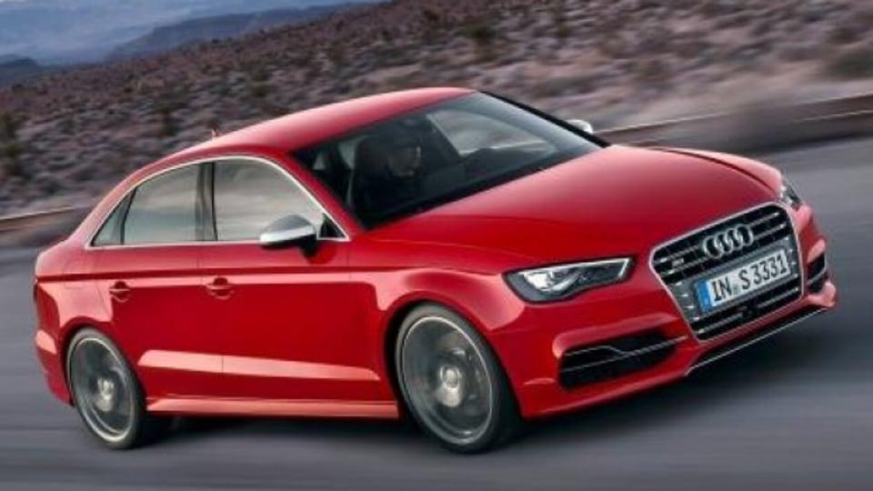 Audi Australia has opened its order books for manual versions of the S3 sedan.