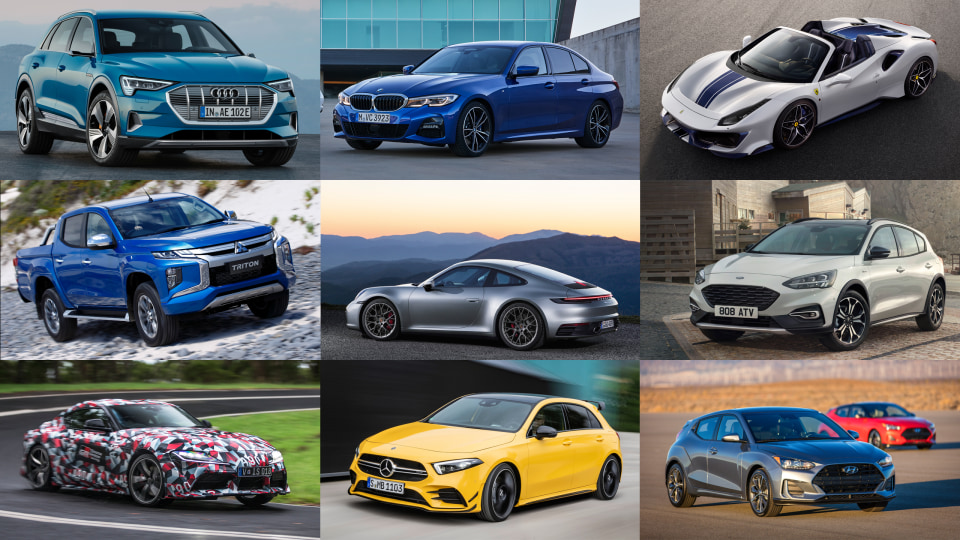 Cars of 2019