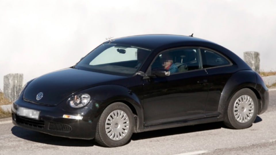 Volkswagen are developing a new model Beetle to be on sale by 2012.