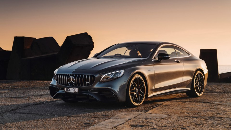 Mercedes-Benz S-Class Coupe 2018 first drive review