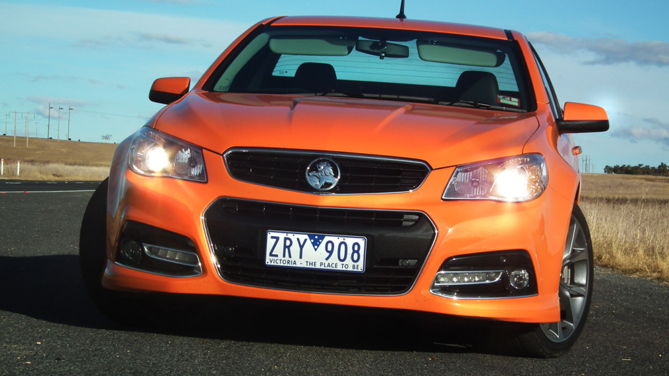 Holden VF SSV Ute Launch Review
