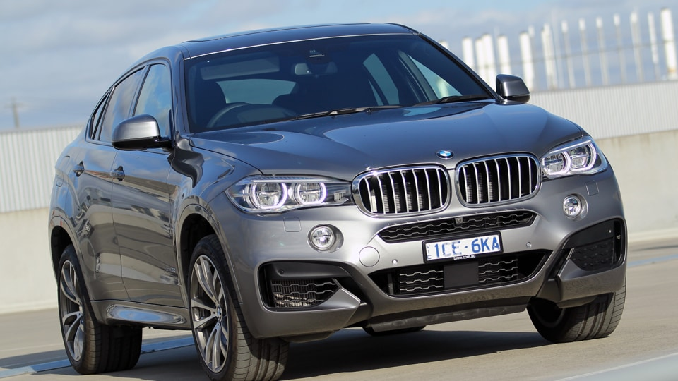 BMW X6 M Sport Review: 2015 xDrive50i – Brawn, With More Brawn