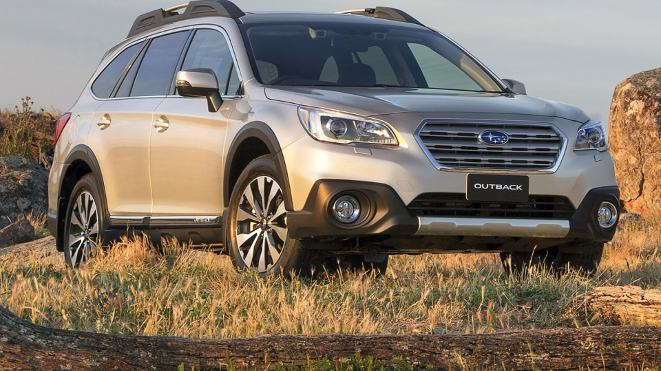 2015 Subaru Outback: Price And Features For Australia