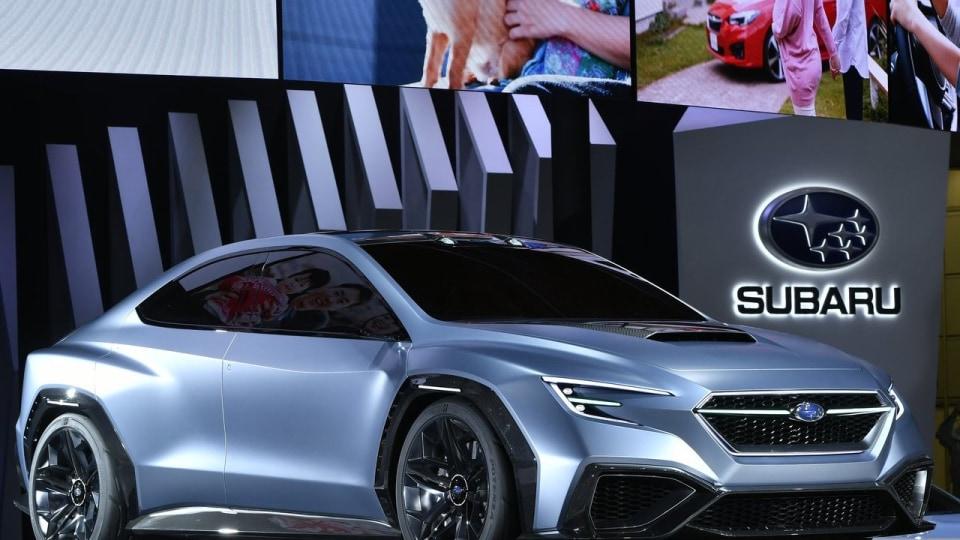 2020 Subaru WRX: AWD Essential, Boxer Engine Not As Electrification Takes Hold