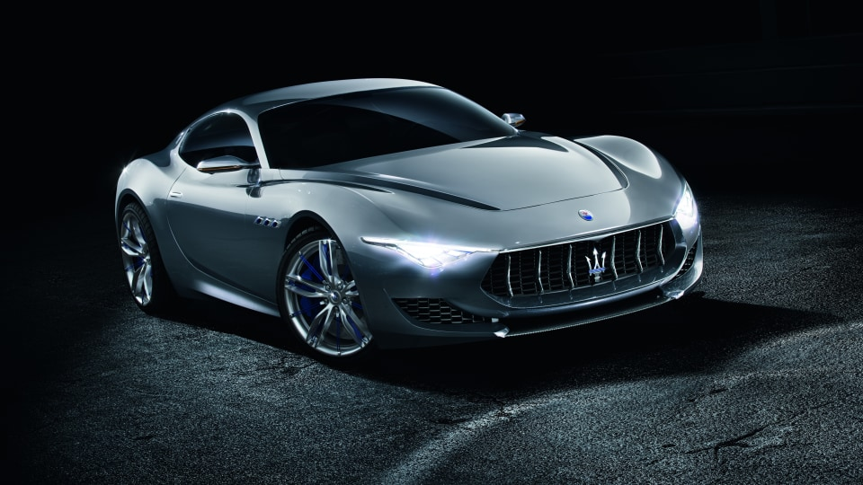 The Maserati Alfieri concept is set to hit production with an electric powertrain.