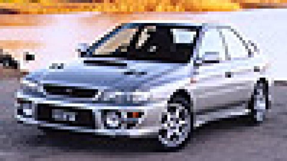 Used car review: Subaru Impreza WRX 1998-2000