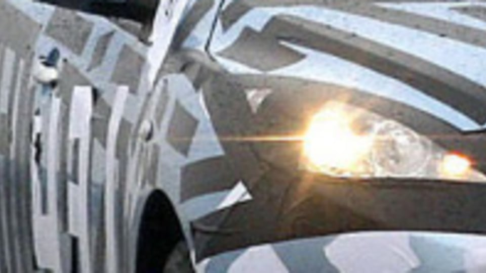Pre-Production Mazda1 Caught Testing