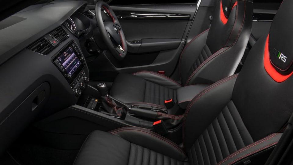 2016 Skoda Octavia RS230.
