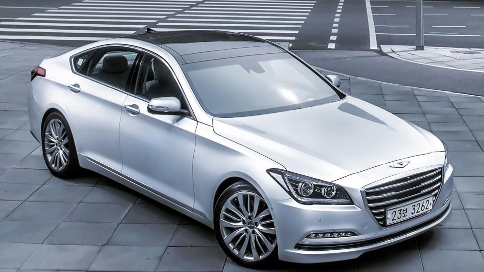 Hyundai Genesis Will Target Hire Car Market, But Profits To Be Slim