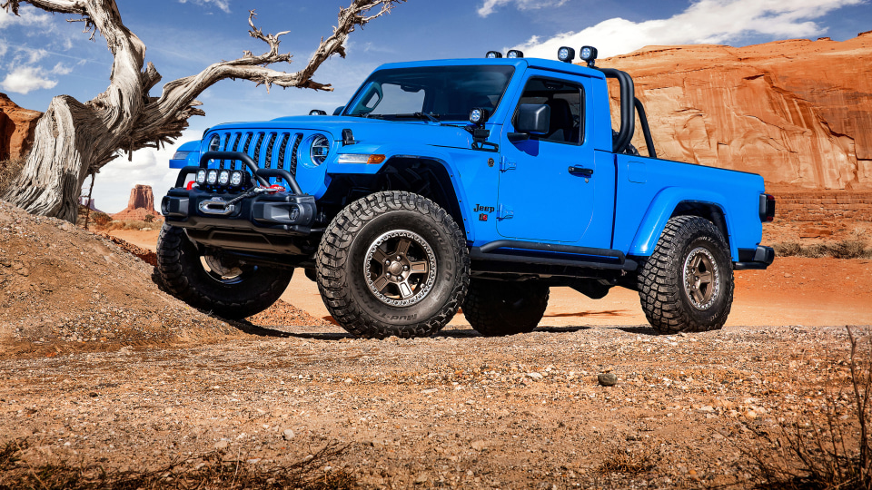 Jeep reveals Moab Easter Safari concepts