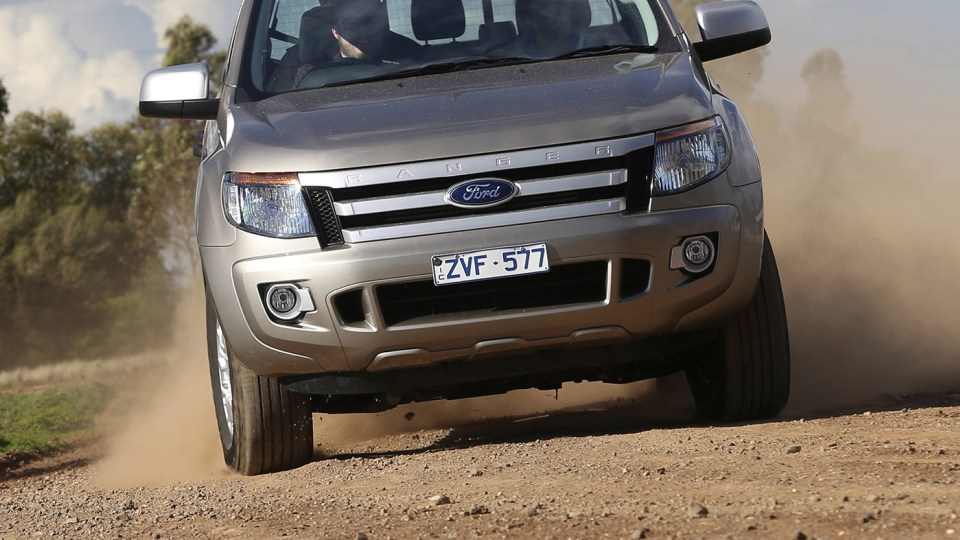 2014 Ford Ranger 4×4 Review: Off-Road Technology Test