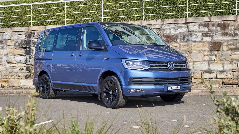 2019 Volkswagen Multivan Black Edition review