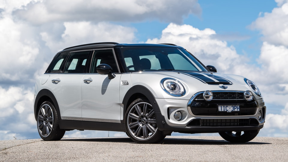 2017 Mini Clubman Masterpiece Edition.