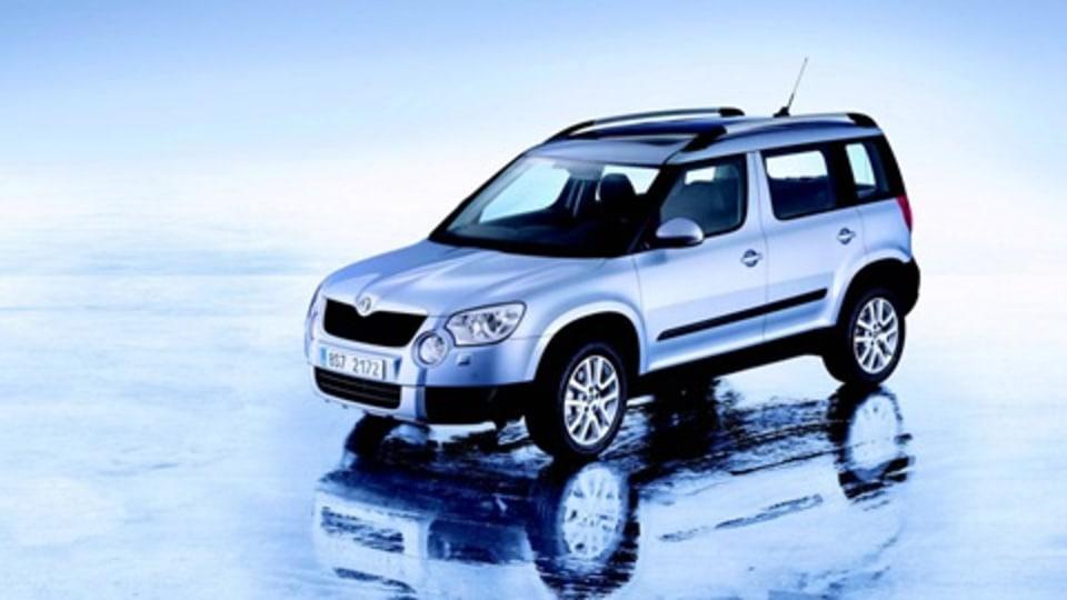 Skoda To Reveal Production-Ready Yeti At Geneva Motor Show