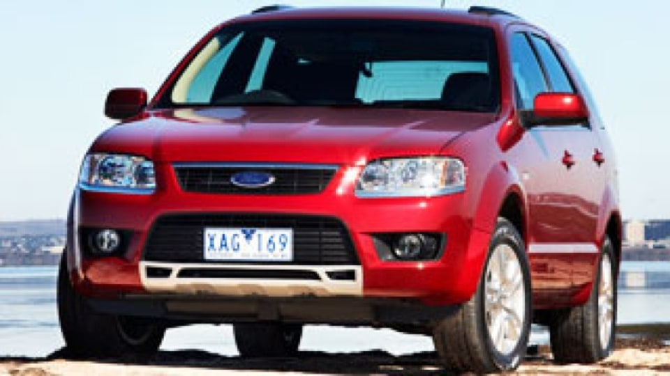 Here comes the plug-in Ford Territory