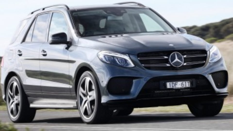 Mercedes-Benz GLE 500 quick spin review