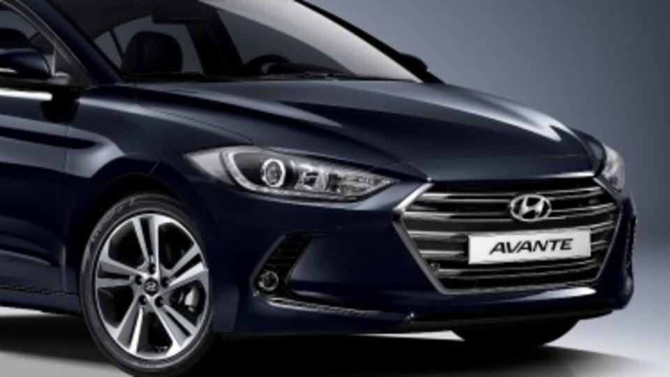 New Hyundai Elantra revealed